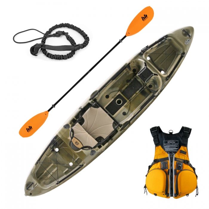 Kayak equipment 2